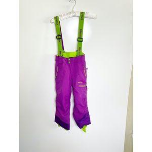 Marmot Kids Edge Insulated Snow Pants S